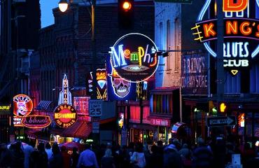There are hundreds of bartenders on Beale Street in Memphis