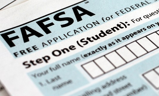 Crescent staff can answer your questions about the FAFSA form