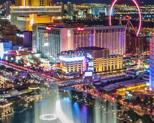 Las Vegas is an exciting city with more jobs for casino dealers than anywhere